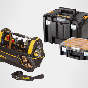 Cajas de herramientas y transportines