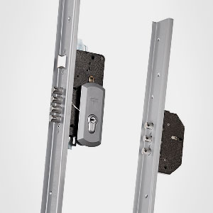 Cerraduras de Seguridad Embutidas Largas
