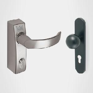 Cerraduras y Accesorios para sistemas Antipánico