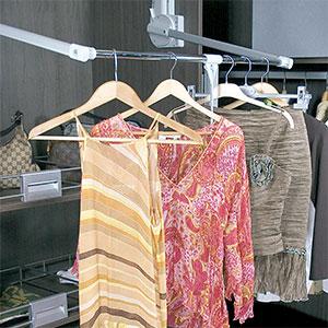 Colgadores de ropa Basculantes