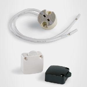 Interruptores, contactores, regletas y sensores