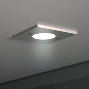 Luz bajo mueble