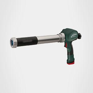 Pistola de quimicos