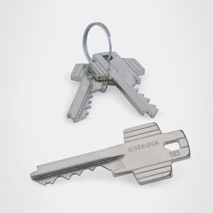 Reproducción de llaves