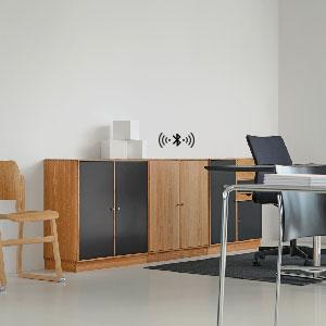 Sistemas de sonido para mueble