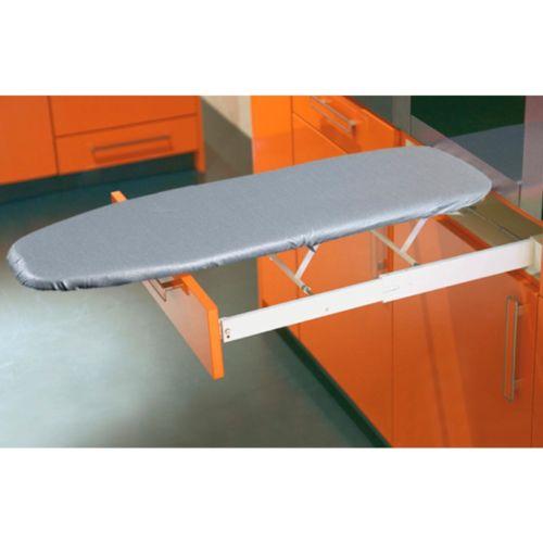 Mesa de planchar para cajón plegable y extraíble