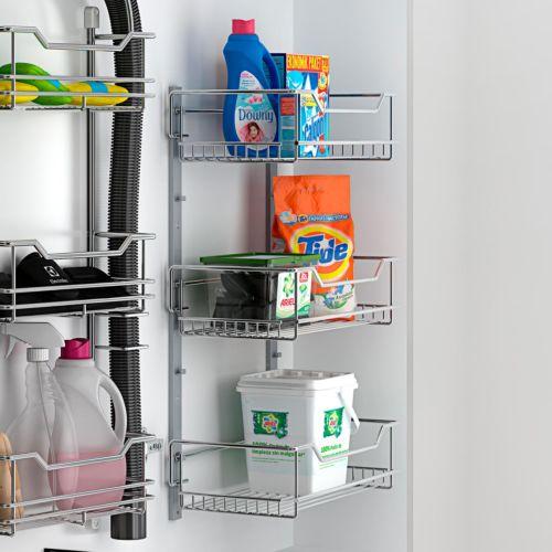 Accesorios Menage & Confort  para armario escobero - Línea Básica