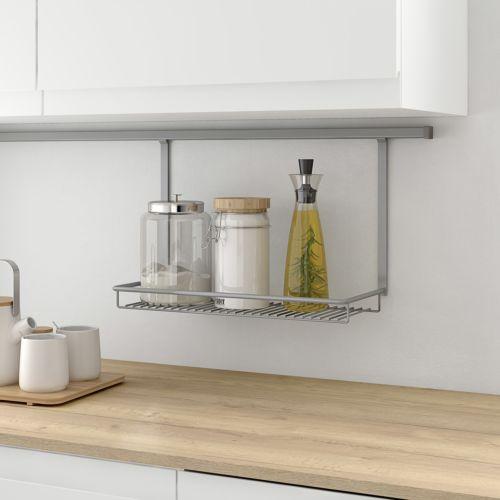 Cesta soporte multiuso para colgar en la pared de la cocina