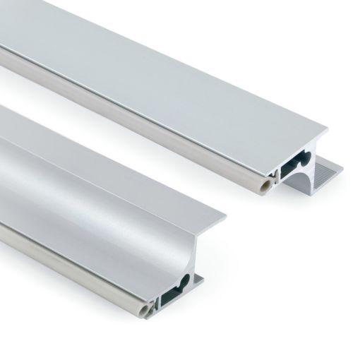 Perfil horizontal GOLA para mueble alto