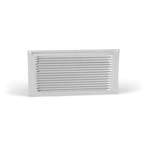 Rejilla Ventilación rectangular de encastar con red anti-insectos