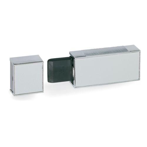 Cerrojo clásico rectangular
