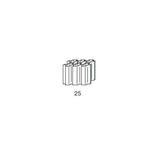 Grapas para Grapadora Neumática Modelo corrugada