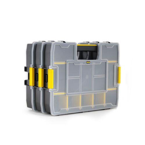 STANLEY - Caja organizadora con compartimentos internos modulares