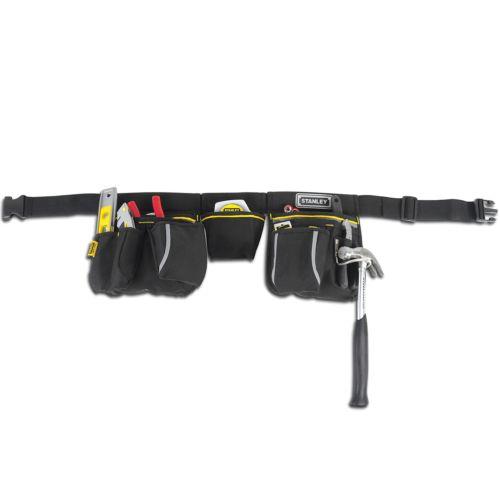 STANLEY - Cinturón portaherramientas ajustable