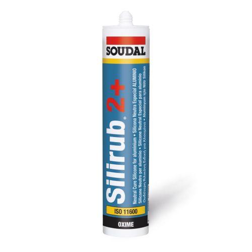 SILIRUB 2+ Silicona neutra de altas prestaciones