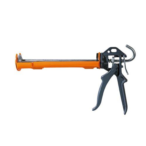 Pistola de silicona profesional giratoria
