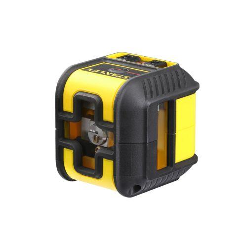 Stanley STHT77502-1 - Nivel láser autonivelante en cruz 90º 12 m