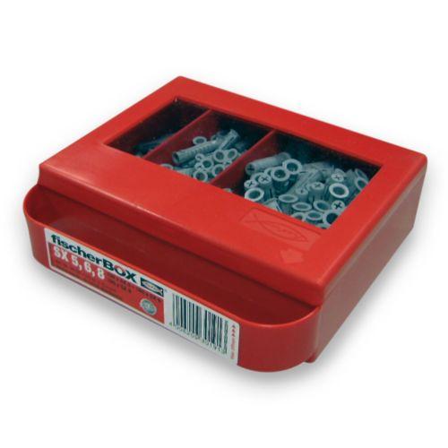 Fischer Tacos Modelo SX Caja Surtido Variado