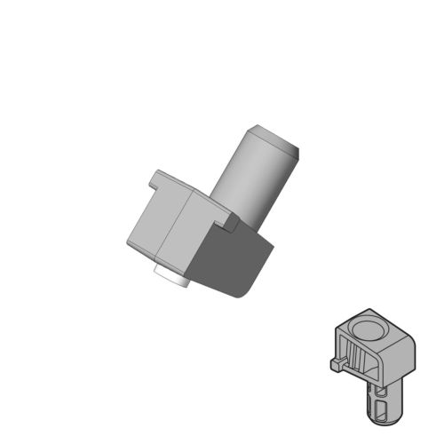 Limitador de apertura a 130º para Aventos Blum HL