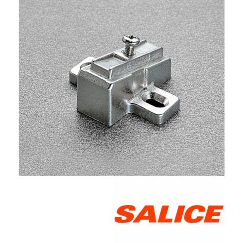 Base inclinable para montajes especiales para bisagras Salice Serie 200