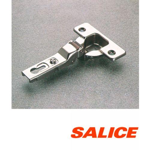 Bisagras SALICE Especial frigoríficos integrables de Ø35mm. Apertura 94º Fijación tornillo