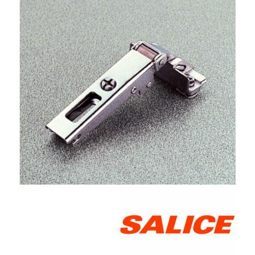Bisagras SALICE sistema PUSH de apertura 105º para perfil de aluminio