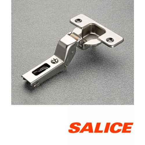 Bisagra superacodada decelerante SALICE serie 200 de Ø35 mm. Apertura 110ºSilentia Plus