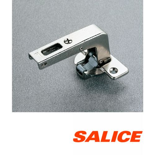 Bisagras SALICE contracodo Ø35mm de apertura 94º y 110º para rincón falso solapado