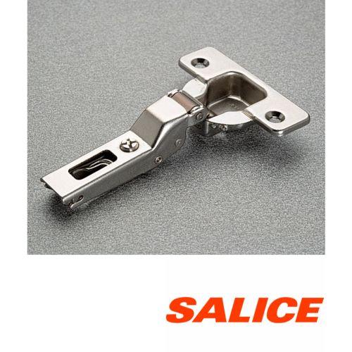 Bisagras Acodada Fijación Tornillo SALICE serie 200 de Ø35 mm. Apertura 105º. Profundidad 8 mm.