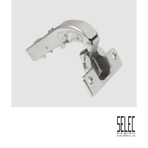 Bisagras Contracodo SELEC de Ø35mm. Apertura 95º cierre Amortiguado decelerante