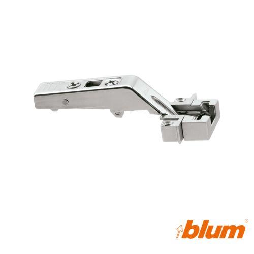 Bisagra intermedia para marcos de aluminio con Aventos HF
