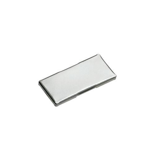 Tapa cubre brazo de bisagras BLUM para puertas finas < 8mm. y despenseros