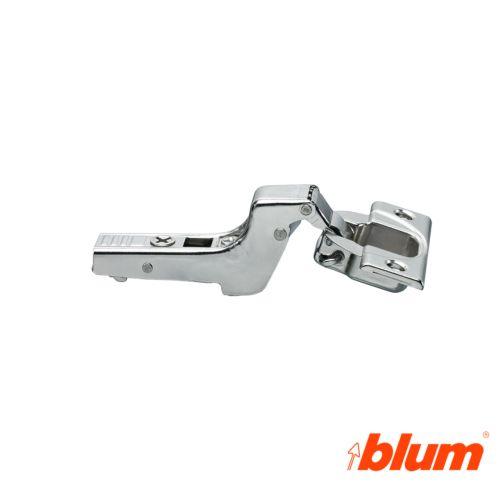 Bisagra BLUM Clip Top de apertura EstándarØ35 mm - Superacodada 110º para costados de 16 mm.