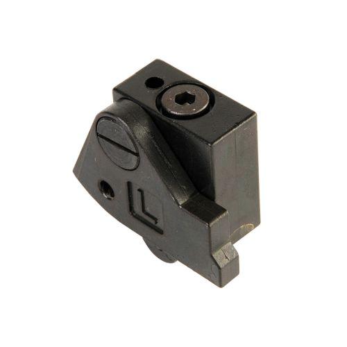Topes de regla bisagradora BLUM Minipress P