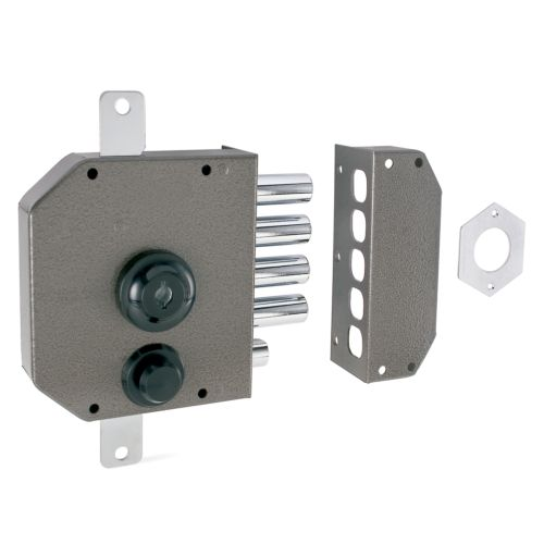 Cerradura MOTTURA R/630 - Golpe y llave con varillas
