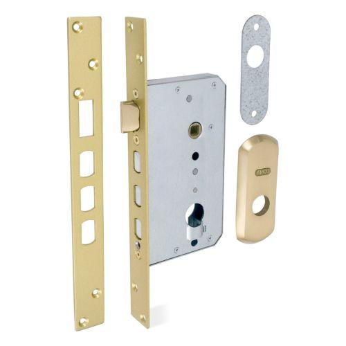 Cerraduras Embutidas Golpe y Llave ARCU 507