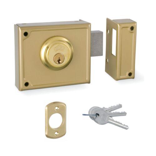Cerradura Sobrepuesta JIS R/11 Solo llave