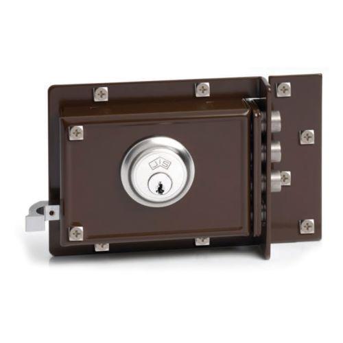 Cerradura Sobrepuesta JIS R/231 - Golpe y llave