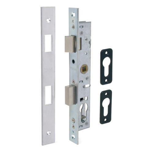 Cerraduras Embutidas Golpe y Llave - TESA 2200