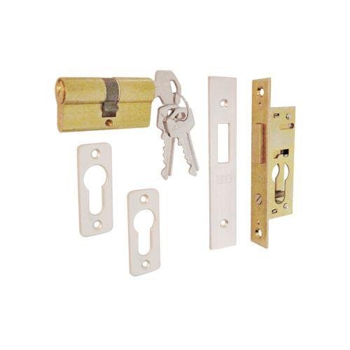 Cerraduras Embutidas Solo Llave - TESA 2201 Con Cilindro