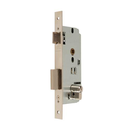 Cerraduras Embutidas Golpe y Llave MCM 1601 Reversible