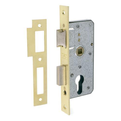 Cerraduras Embutidas Golpe y Llave MCM 1505 con cilindro