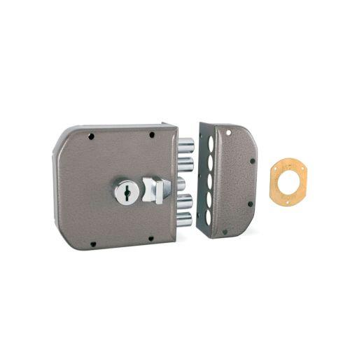 Cerradura Sobrepuesta MOIA R/432 - Golpe y llave