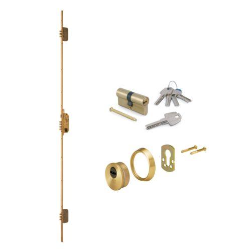 Cerraduras de Seguridad Embutidas Largas - TESA TLB3 - Sin varillas