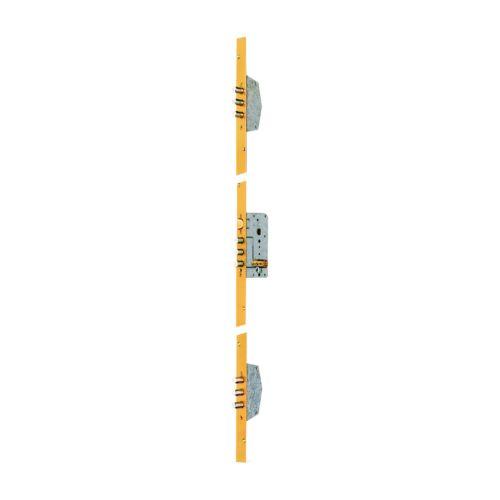 Cerraduras de Seguridad Embutidas Largas ARCU ARCUBLOCK 509 STS Frente Z Con Varillas