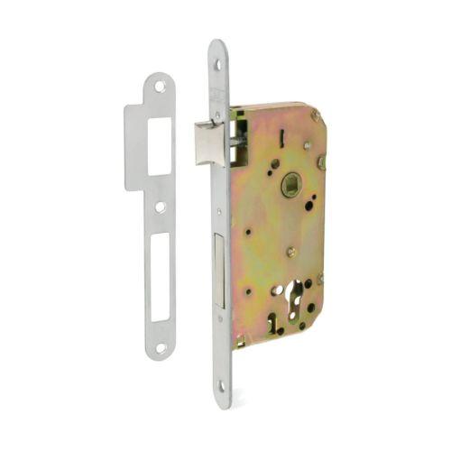 Cerraduras Embutidas Golpe y Llave TESA 130 Con Cilindro Reversible