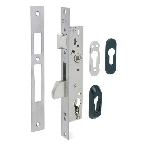Cerraduras Embutidas Golpe y Llave - TESA 2210/3AI - Basculante