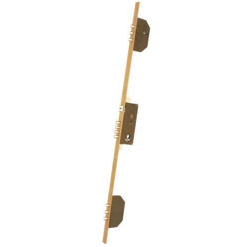 EZCURRA ESCOBLOCK 2000/B3 - Cerradura larga de seguridad embutida de 3 puntos sin varillas