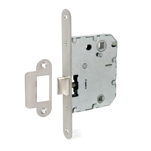 Picaportes de Caja BYP-70 Reversible Con bloqueo en golpe para muletilla a 70 mm