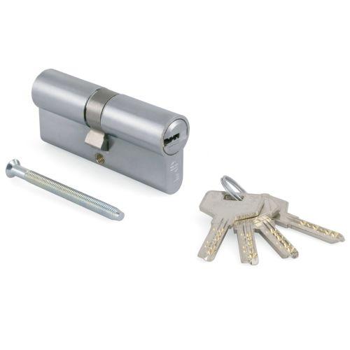 Cilindro EZCURRA DS15 - Bombillo de 6 pitones con llave de puntos